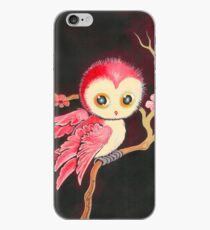Sweet Red Owl iPhone Case