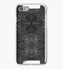 Feather - gray iPhone Case/Skin