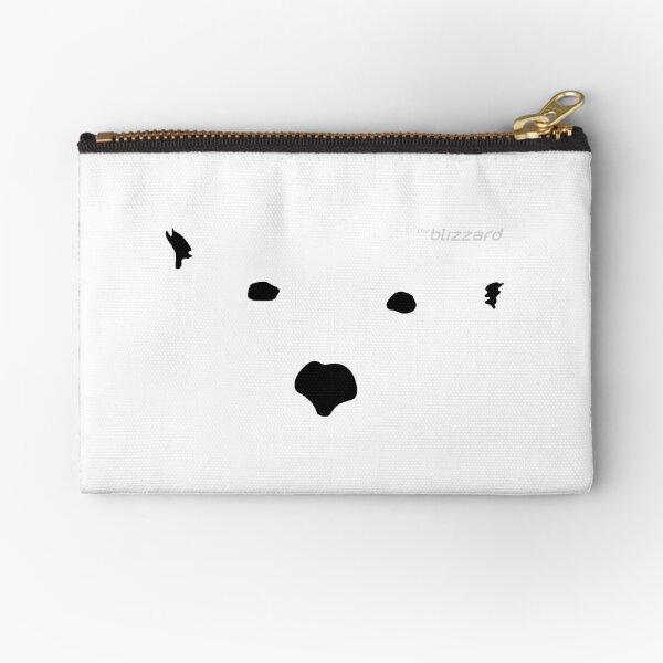 The Blizzard Originals - Polar Bear Design (Small Products) Zipper Pouch