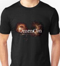 OmenCon 2012 - Aurora Portentum on FIRE (artist: Tim Cluley) T-Shirt