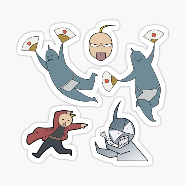 Check my shop for more stickers | FMA Sticker