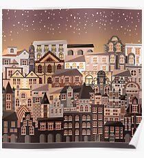 Moonlight Homes Poster