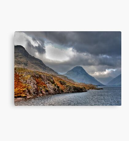 Wast Water - Lake District Canvas Print