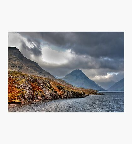 Wast Water - Lake District Photographic Print