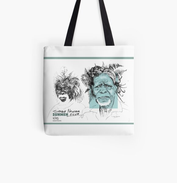 SunMen All Over Print Tote Bag
