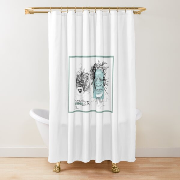 SunMen Shower Curtain
