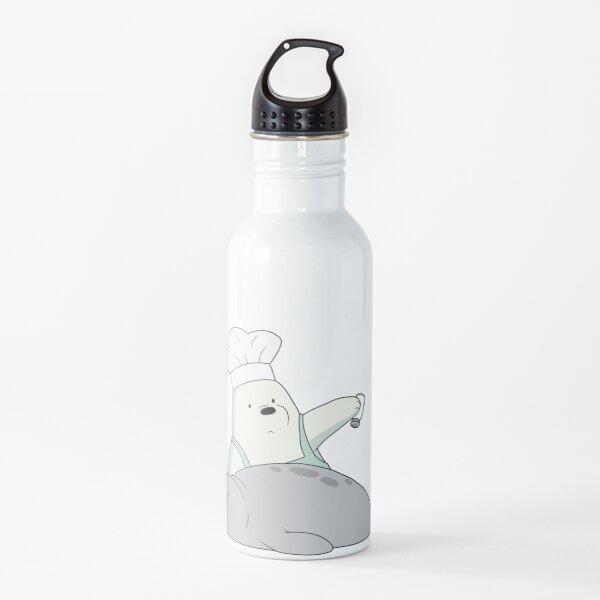 Ice Bear and Seal  Water Bottle