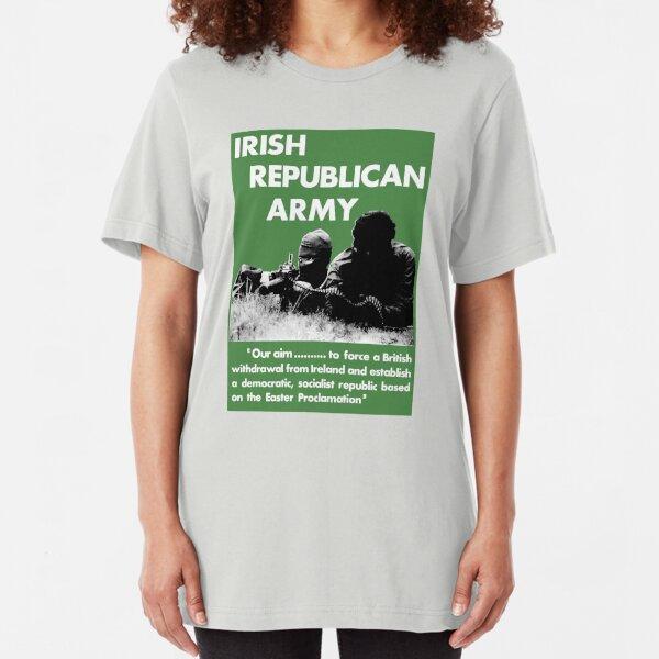 IRA - Irish republican Army Slim Fit T-Shirt