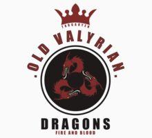 House Targaryen Sports Badge