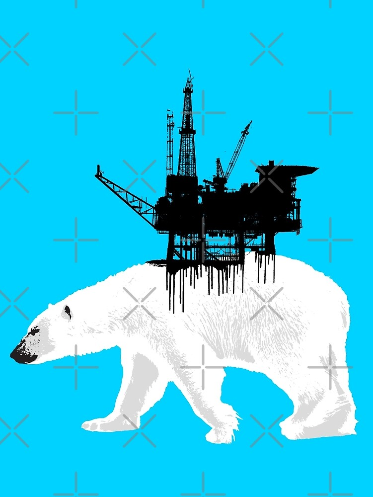 Save the Polar Bear by monsterplanet