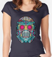 Día de los Guardianes Women's Fitted Scoop T-Shirt