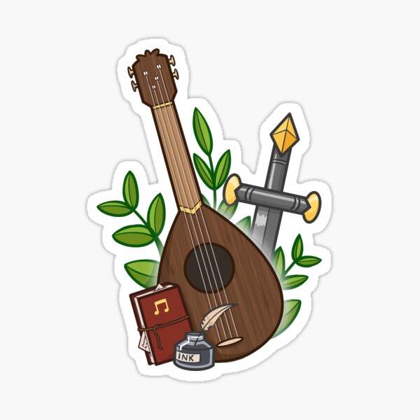 Bard Kit Sticker
