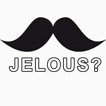 Moustache by samuelyee