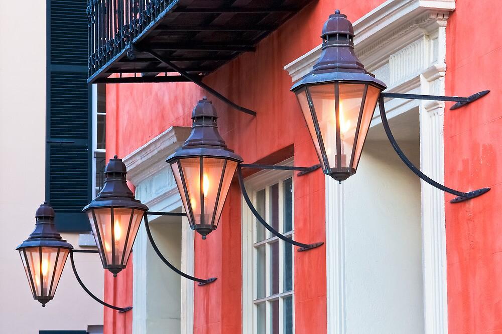 Street Lanterns  by Drew Castelhano