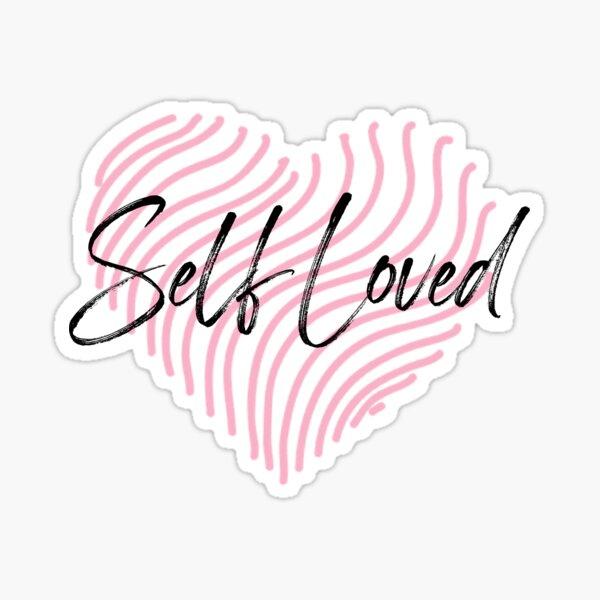 Self Loved Sticker