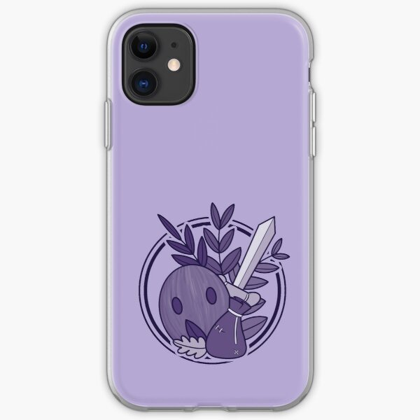Rogue Kit Purple iPhone Soft Case