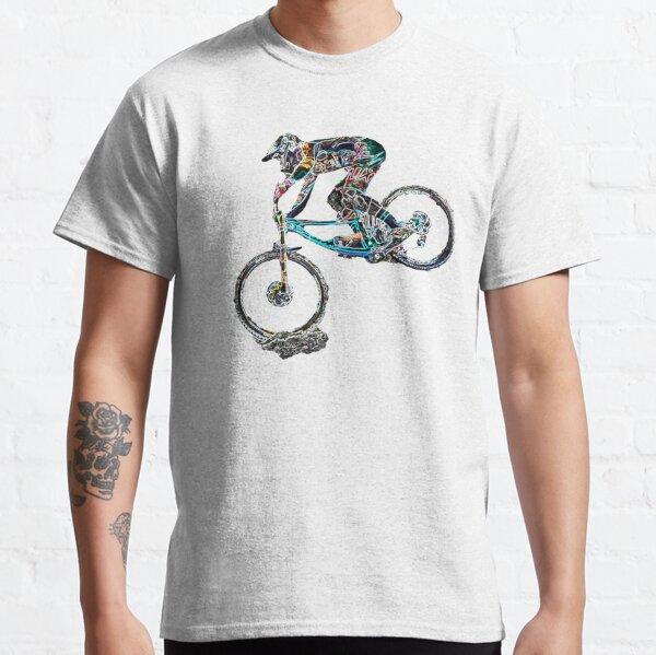 downhill mountain biking Classic T-Shirt