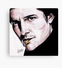 Orlando Bloom, British actor. Canvas Print