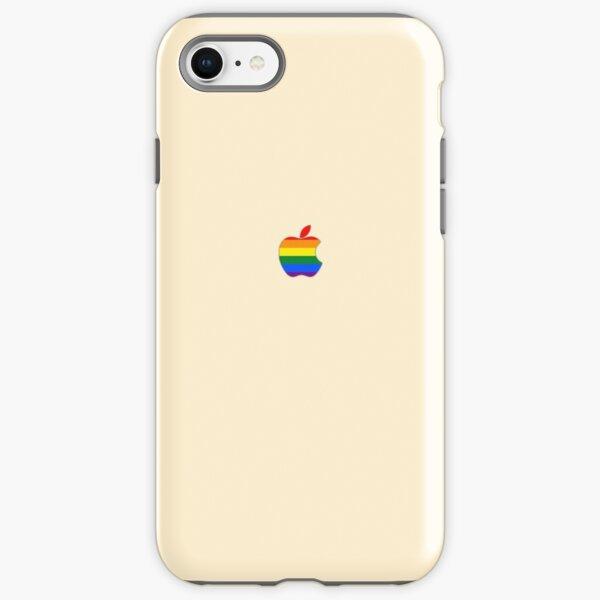 LGBT Apple symbol iPhone Tough Case