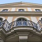 Historical Balcony by orko