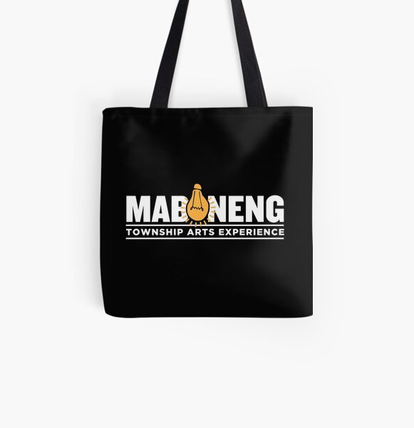 The Maboneng Township Arts Experience All Over Print Tote Bag