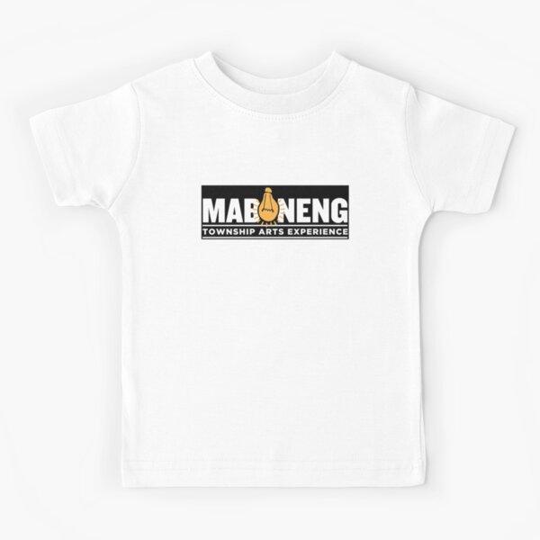 The Maboneng Township Arts Experience Kids T-Shirt