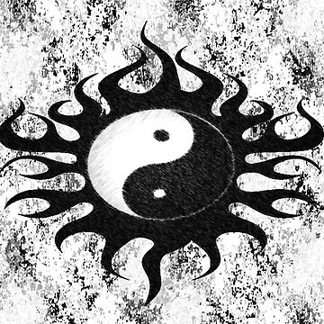Yin Yang Tattoo by brattigrl