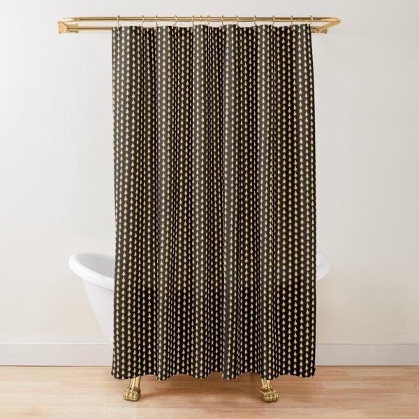 Maboneng Enlightening Bulb Shower Curtain