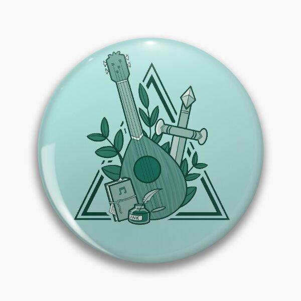 Bard Kit Teal Badge
