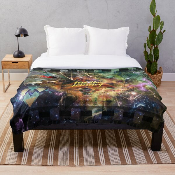 Space opera Throw Blanket