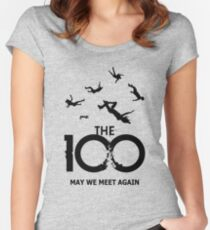 The 100 - Meet Again Women's Fitted Scoop T-Shirt
