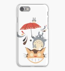 Neighborhood Friends Umbrella iPhone Case/Skin
