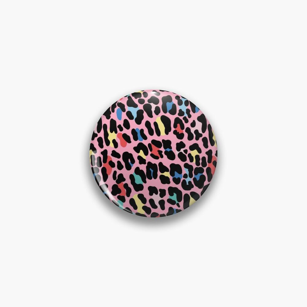 Rainbow leopard by Elebea Pin