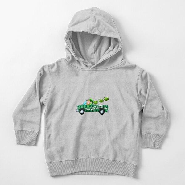 Qiop Nee Green Truck St Patricks Day Short Sleeve Shirts Baby Girls