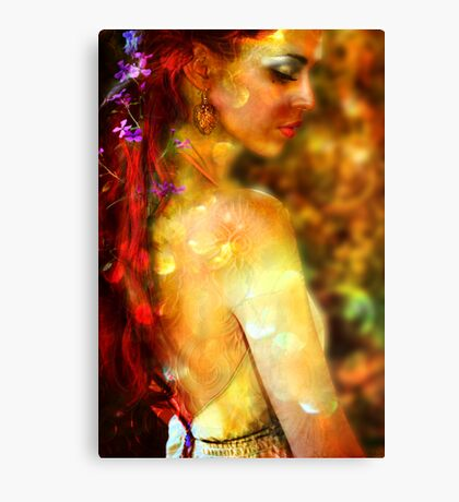 Eve's Garden Canvas Print