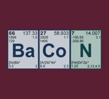 Periodic Table: Bacon!
