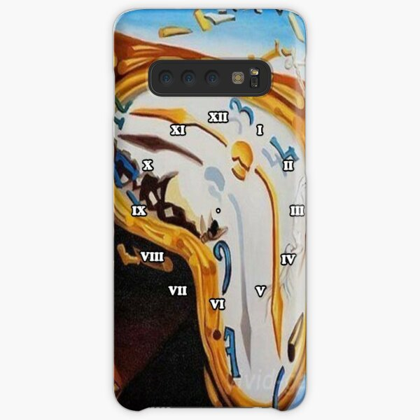 Salvador Dali Paintings Watches Samsung Galaxy Snap Case