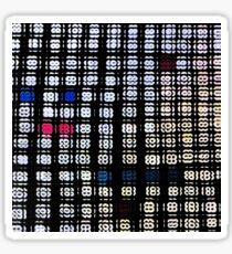 16 Step Patterns Sticker