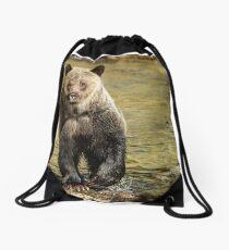 2015-09 Grizzly Female Drawstring Bag
