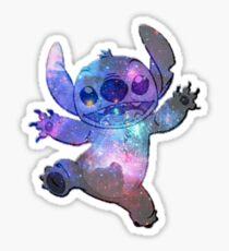Galaxy Stitch Sticker