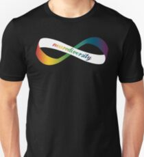 Neurodiversity Möbius T-Shirt