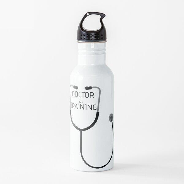 Doctor en entrenamiento Botella de agua