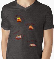 Sleepy Vulcan T-Shirt