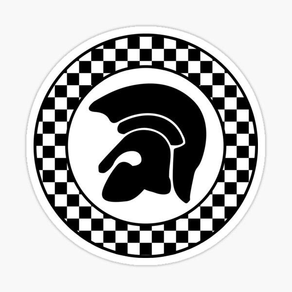 Classic Northern Soul Trojan Sticker