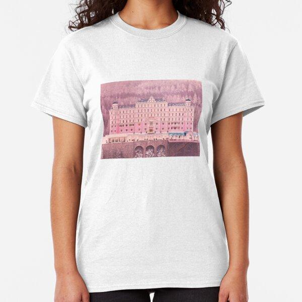 the grand budapest hotel screencaps Classic T-Shirt