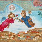 Meeting in the Sky (work in progress) von Tigran Akopyan