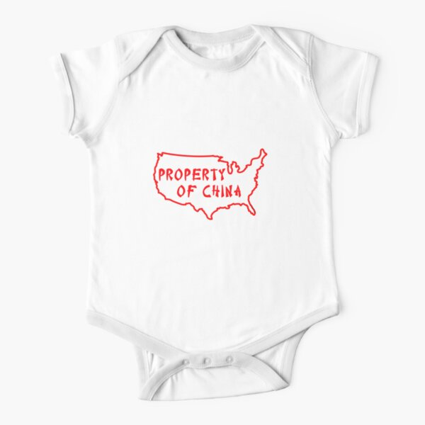 Property of China Short Sleeve Baby One-Piece