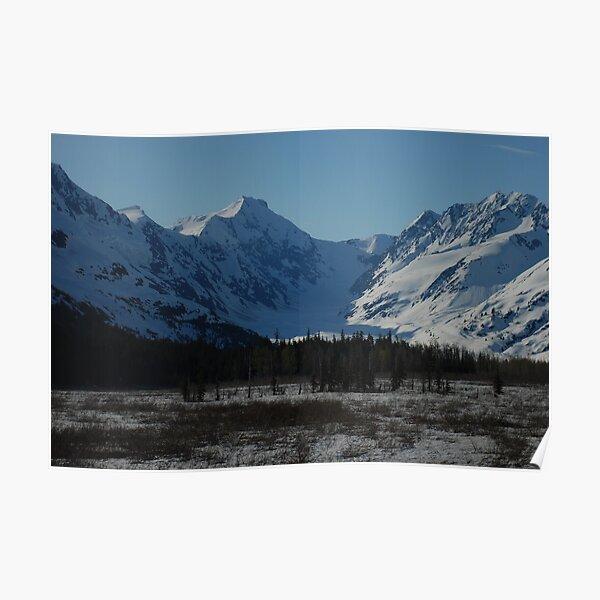 Beauty of Alaska Poster