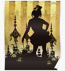 Cirque A Circa Poster