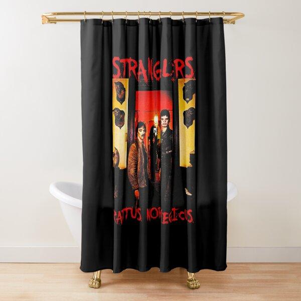 The Stranglers - Rattus Shower Curtain